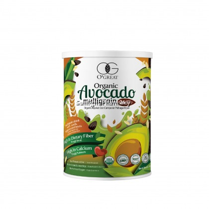 O'Great Organic Avocado Multigrain 1Kg